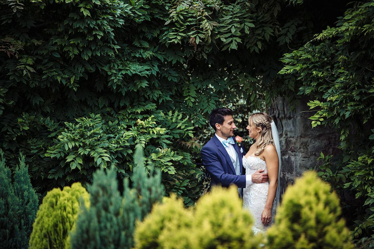 Repton School Wedding Derbyshire
