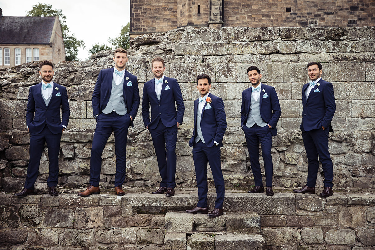 Repton School Wedding Derbyshire