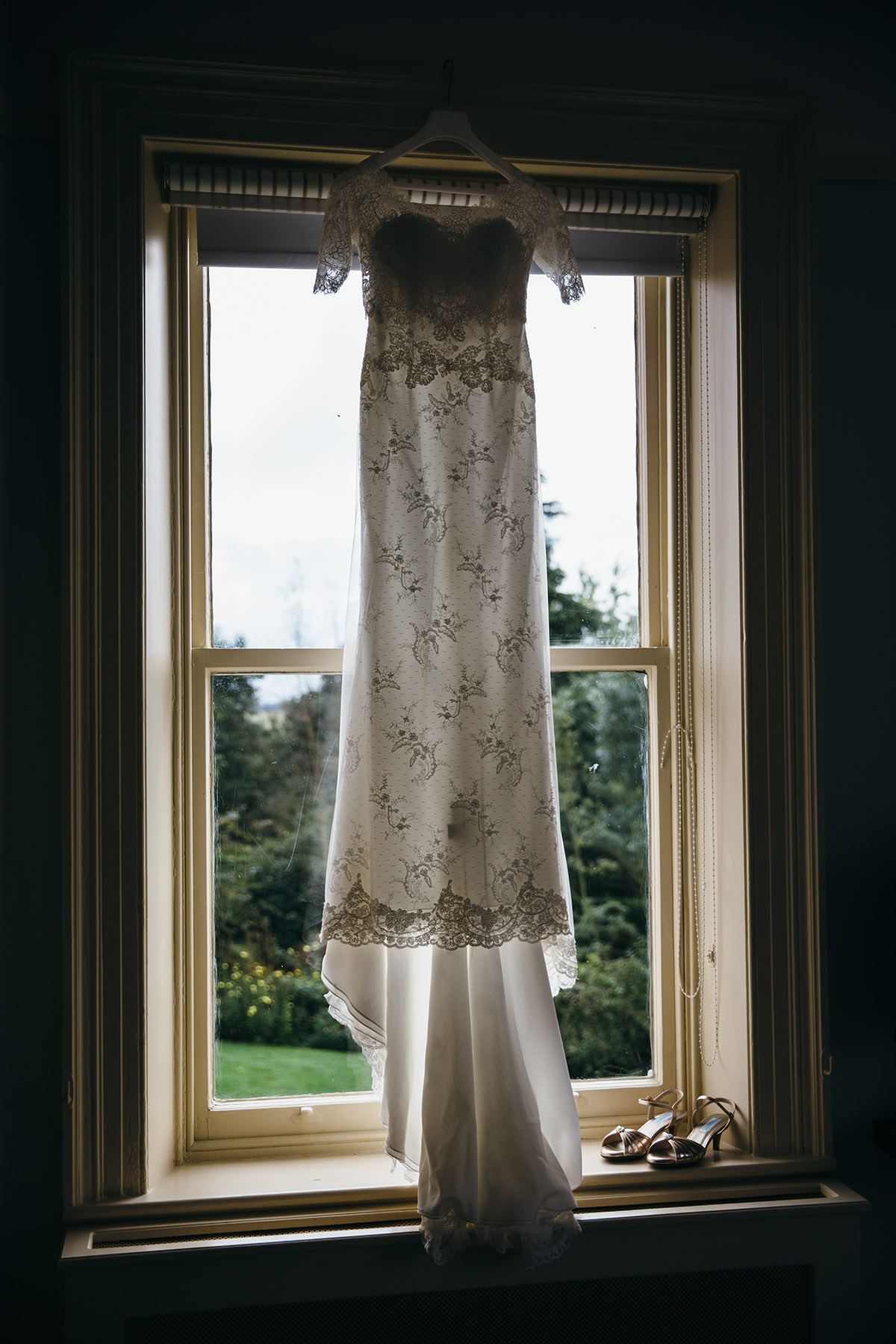 Shottle Hall weddings