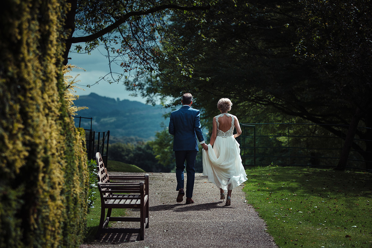 Stancliffe Hall Alternative Wedding Photography Derbyshire 0046