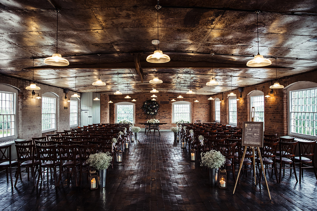 west mill wedding venue