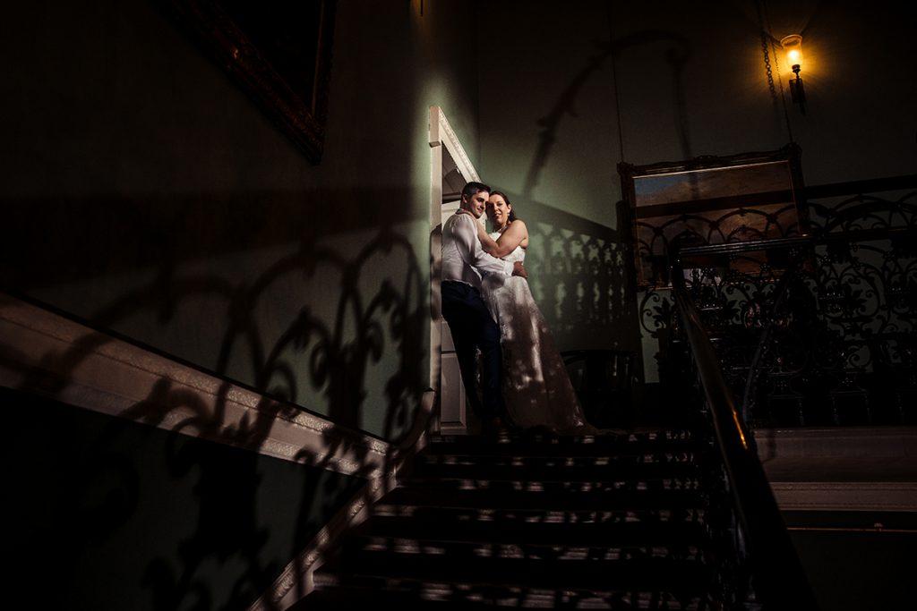 Staunton Harold Hal-wedding