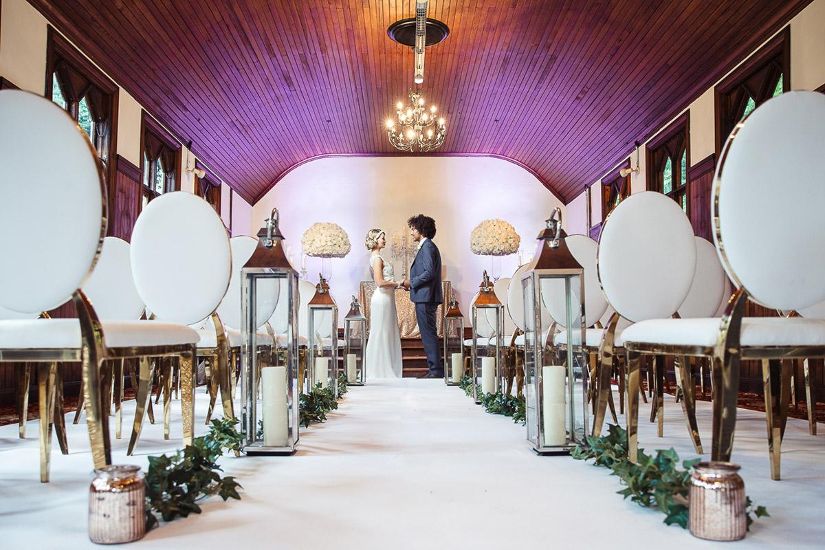 Stancliffe Hall wedding Venue