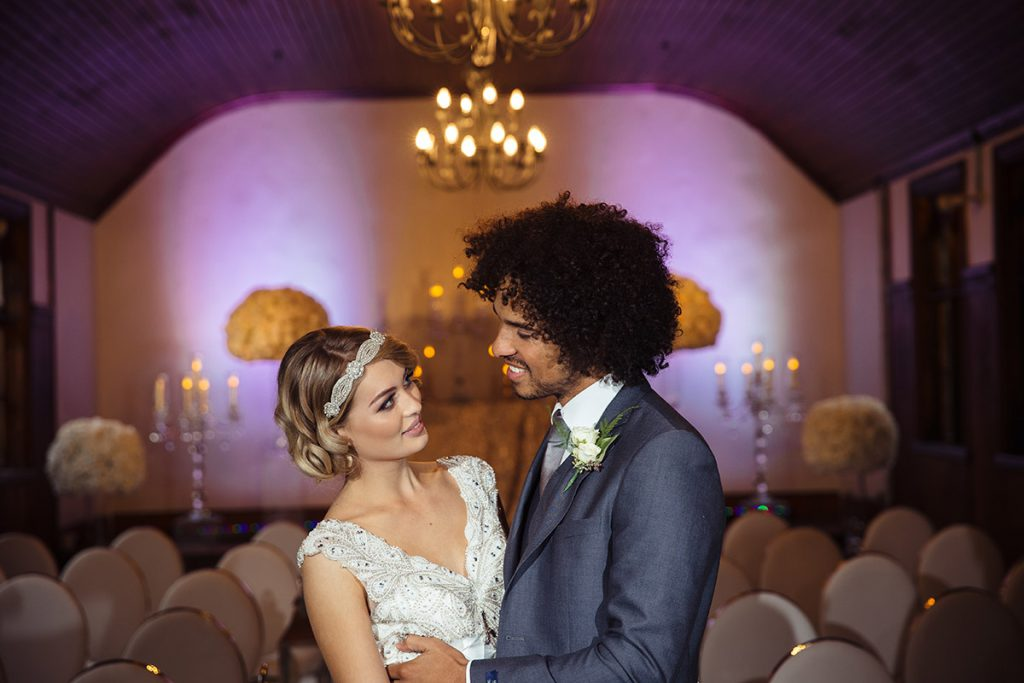 Stancliffe Hall Nottingham Wedding Photography Bride & Groom 0015