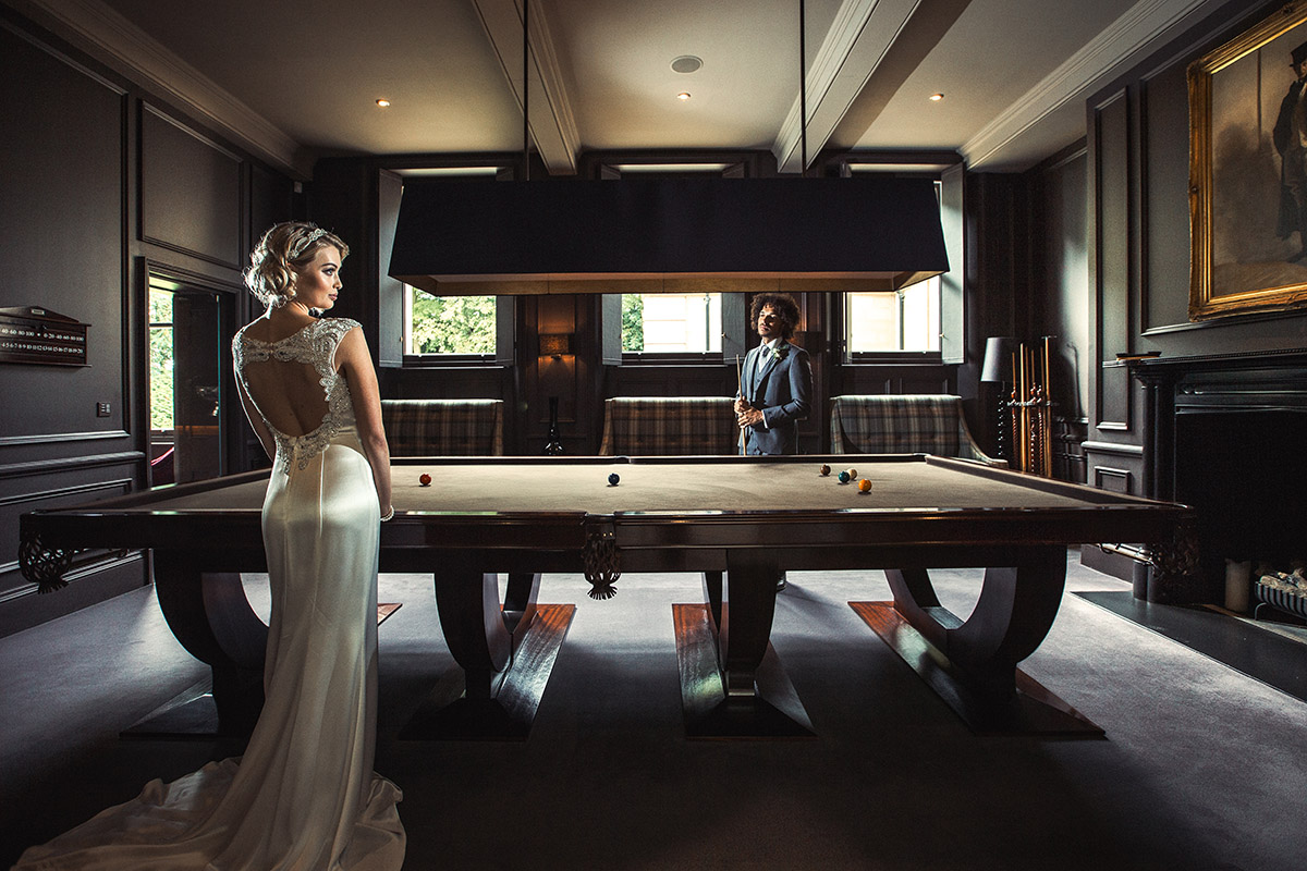 Stancliffe Hall wedding Venue