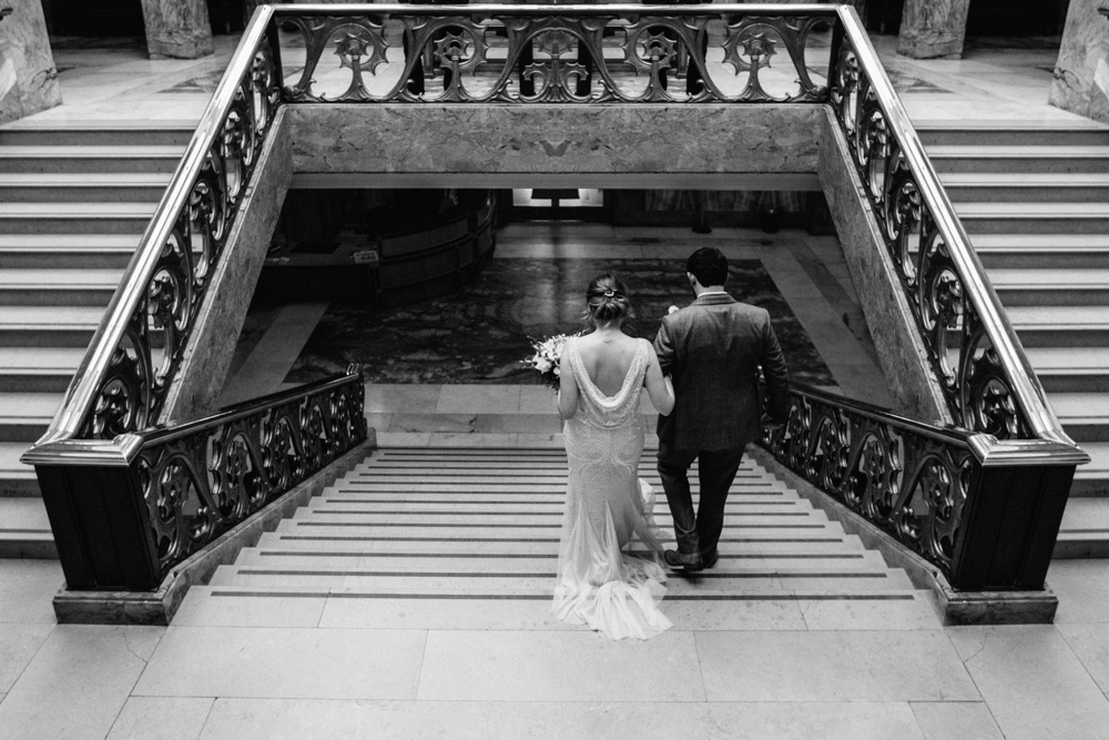 Wandsworth Town Hall Wedding, London