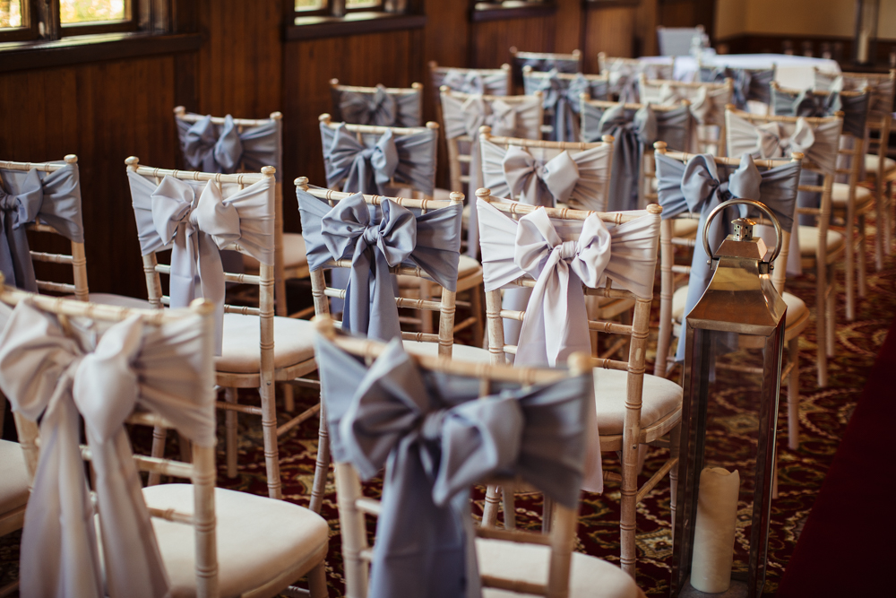 stancliffe hall wedding venue decoration ideas