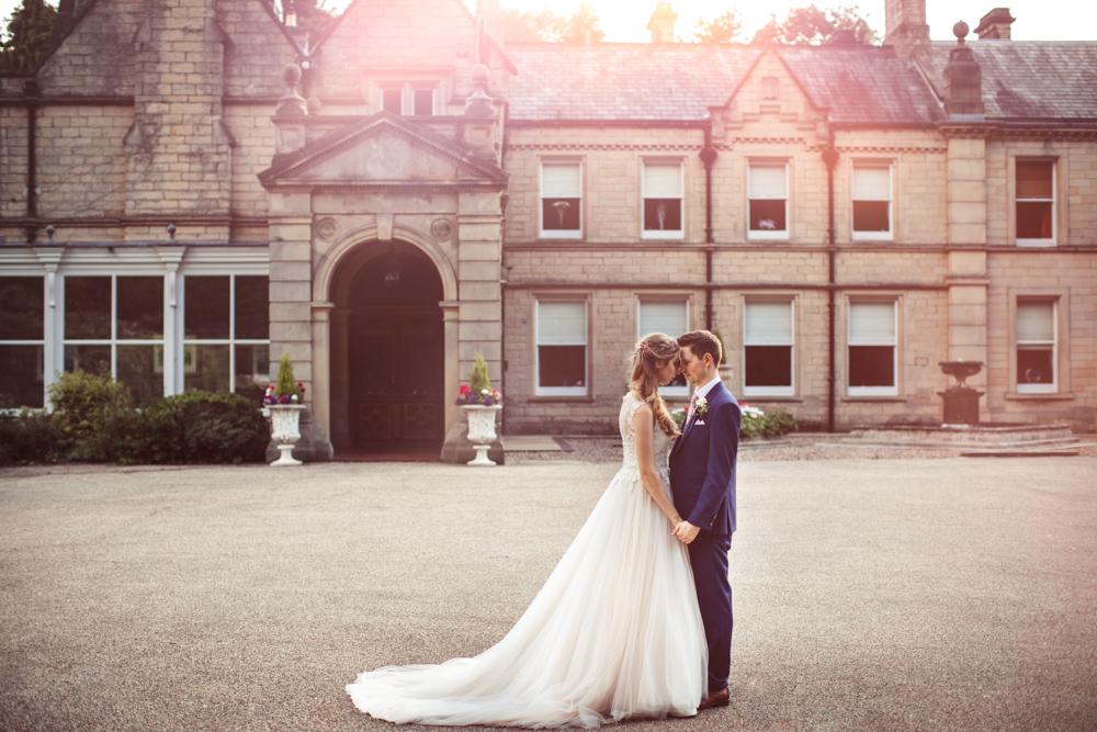 best wedding venue derbyshire