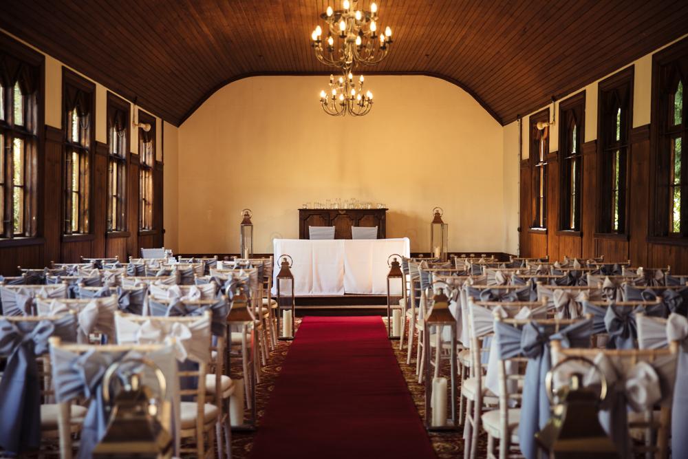 wedding venue derbyshire decoration