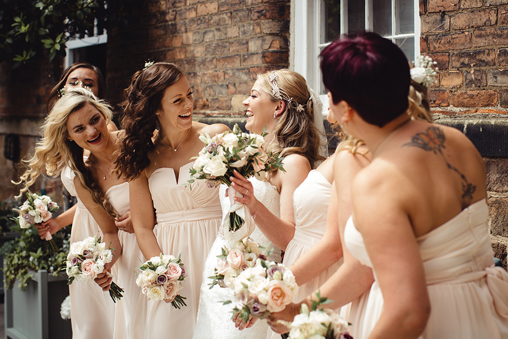 Bridesmaids Wedding Dress Asos
