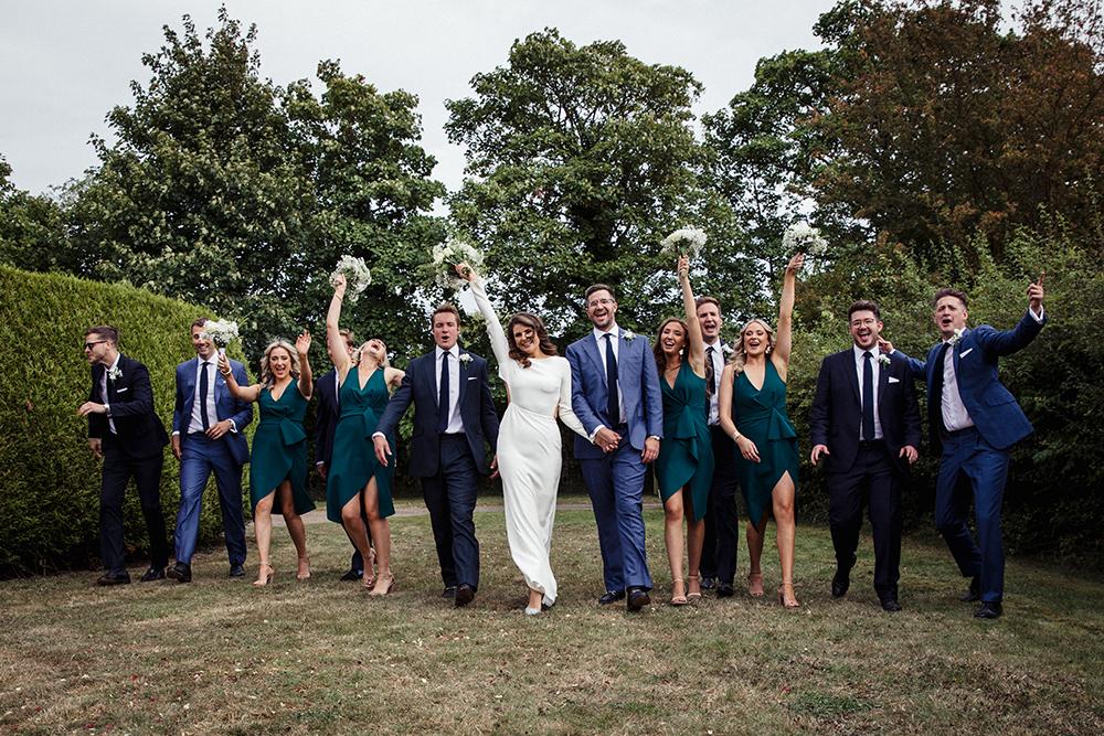 best wedding photographer Hertfordshire wedding