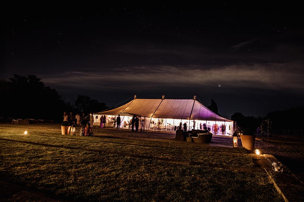 Hertfordshire wedding photography, marquee wedding