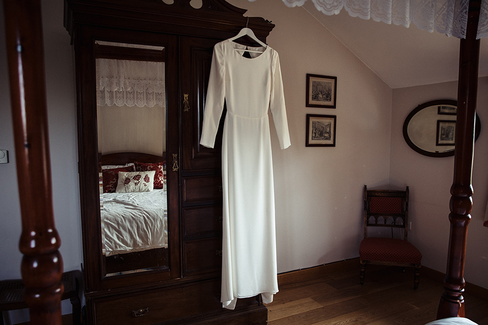 Houghton wedding dress